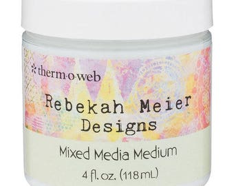 Therm O Web - Mixed Media - Medium Jar - 4 Ounces