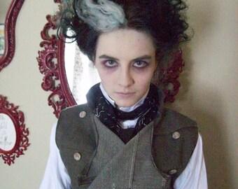 Sweeney Todd Costume: Tim Burton Costume Tim Burton Movie Johnny Depp Costume Cosplay Tim Burton Cosplay Movie Cosplay Demon Barber