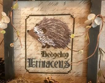 Hedgehog - Spirit of the woods series