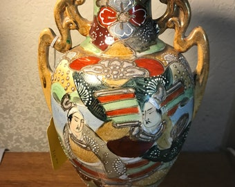 1920 Japanese Vase