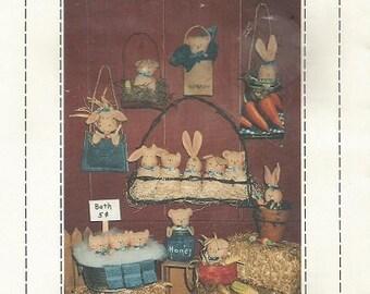 """Goodies from Grandma Pattern """"Farmers Market"""""""