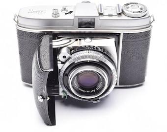 Kodak Retina Ib Type 018 Folding Camera with Xenar 50mm f/2.8 Lens. 1954-57