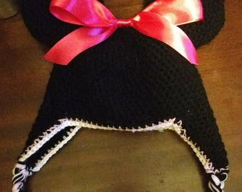 Minnie Mouse Child's Hat