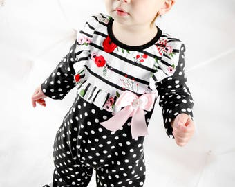 Baby Girl Outfit~Baby Clothes~Baby Girl Clothes~Baby Girl Icings~Baby Girl Fall Outfit~Baby Girl~Baby Girl Headband~Baby Headband~