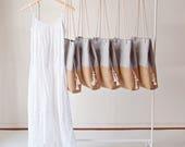 Bridesmaid Gift Tote Bag / Beach Bag Bridal Gift / 5 Bag Set Discount