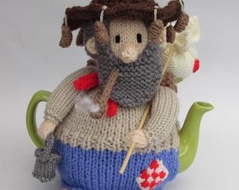 Australian Swaggie Tea Cosy Knitting Pattern