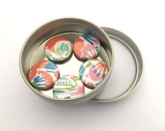 Colorful and Fun Magnet Set