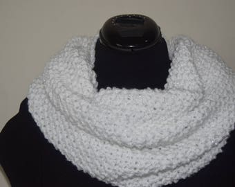 Infinity Scarf ,Scarves, Hand Knitted Scarf , Ladies Scarf , Ladies Accessorise , Fancy Ladies , Hand Knit  , Handmade Item , Handmade Gift
