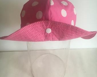 Baby Sun Hat Visor Cap - 6-12 Months