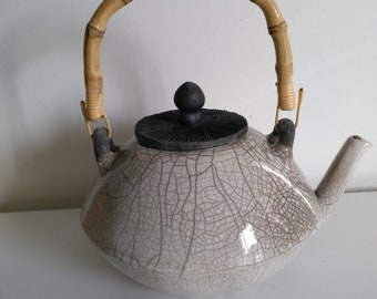 theire ceramic raku firing