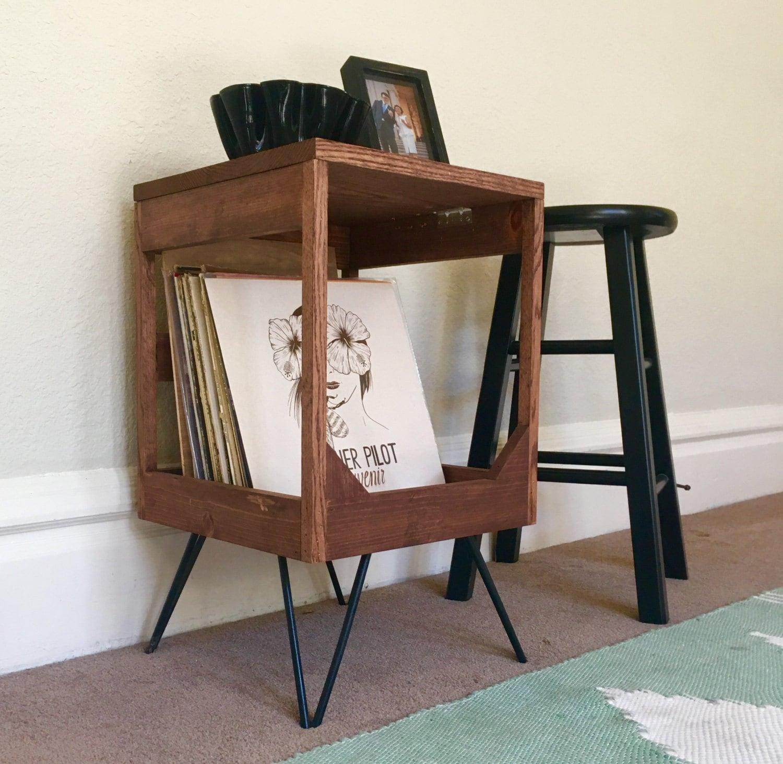 birch shelf record kallax to decor vinyl effect ikea unit home storage for pertaining