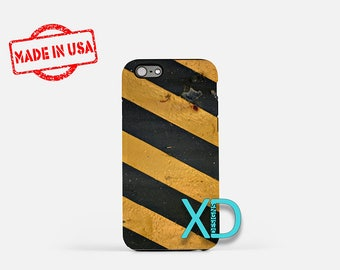 Caution iPhone Case, Industrial iPhone Case, Caution iPhone 8 Case, iPhone 6s Case, iPhone 7 Case, Phone Case, iPhone X Case, SE Case  New