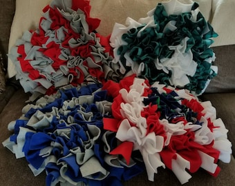 Large Snuffle Mat (custom colors)   **Free Shipping in the US**
