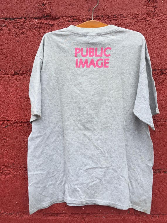 Johnny Rotten Public Image Limited PIL SHIRT First Issue Religion Attack Theme Annalisa tzeBgXWp8
