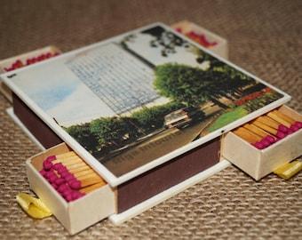 Set of matches Set of matches ussr Match box Old match box USSR Match boxes set Matches ussr Souvenir matchbox Decorative matches
