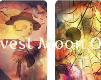 Harvest Moon Oracle ~ guidance deck for transformation & change