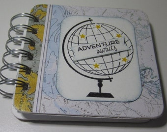 Adventure Awaits Password Book