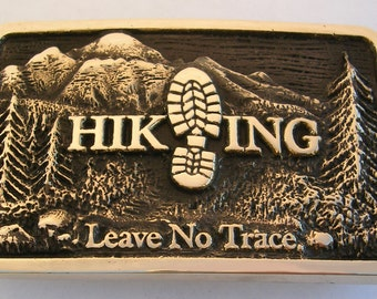 Hiking Belt Buckle