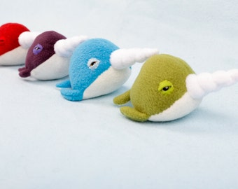 Drillwhale Handmade Soft Toy Plushie