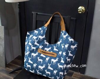 Lorelei Bag PDF Sewing Pattern (#833)