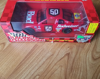 Ricky Craven 1/24 scale die cast replica Budweiser car
