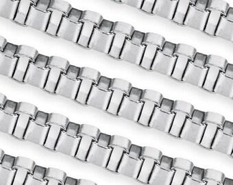 5 Ft 1.2 mm Steel Box Chain  (ST47)