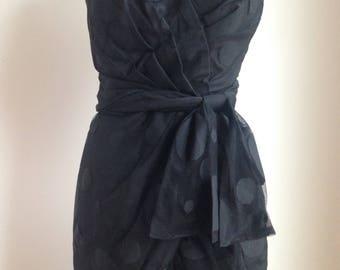 Vintage Victor Costa dress - Victor Costa for Bergdorf Goodman dress - Vintage dress - Vintage Berdorf Goodman