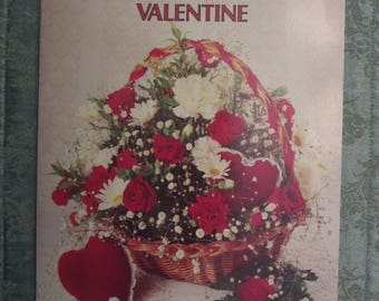 Ideals Valentine poetry book 1983