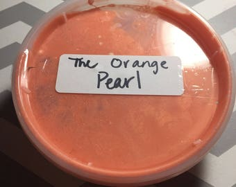 The orange pearl