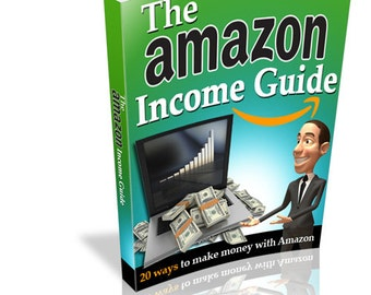 The Amazon Income Guide PDF eBook + Master Resell Rights
