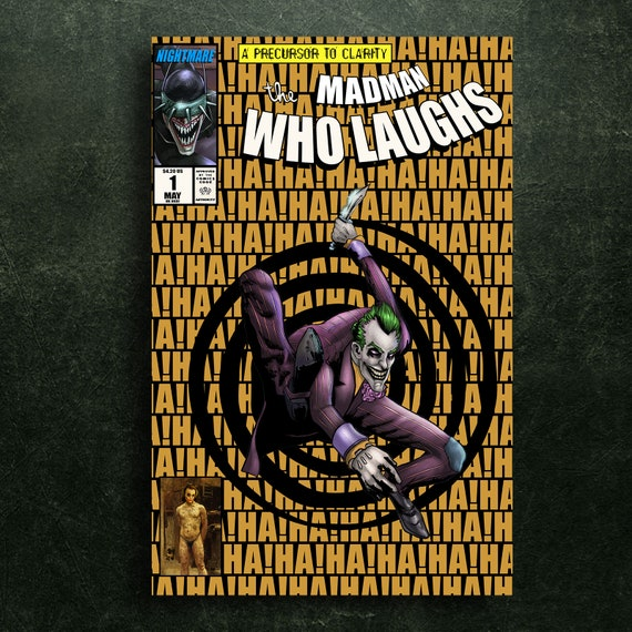 Madman who Laughs 2nd Printing