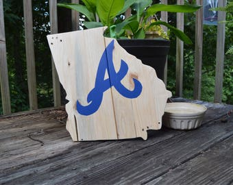 Atlanta Braves Decor