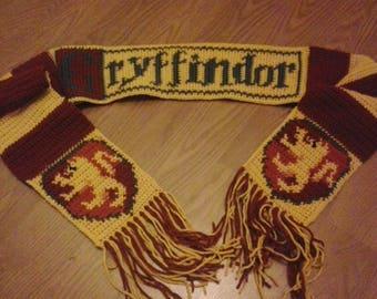 Wizard scarf