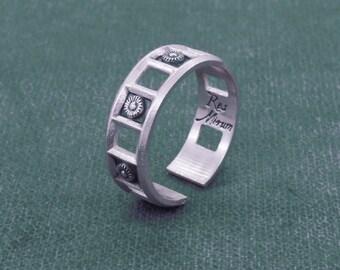 Orangery Ring