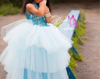 Deep Blue Sea Dress