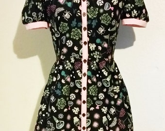 Toil and Trouble Dress