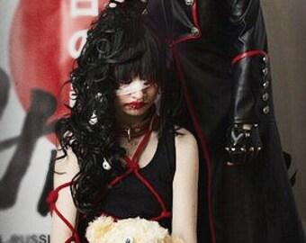J-Rock Mejibray Tsuzuku cosplay costume