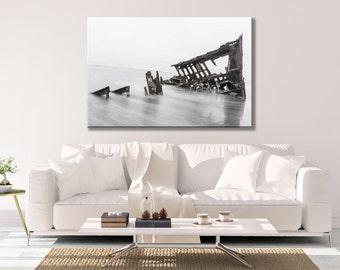 Astoria Shipwreck