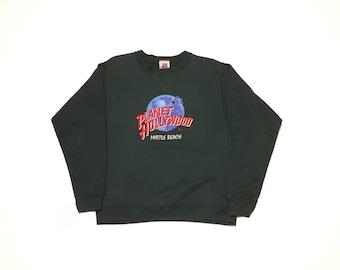 Planet Hollywood mrytle beach sweater