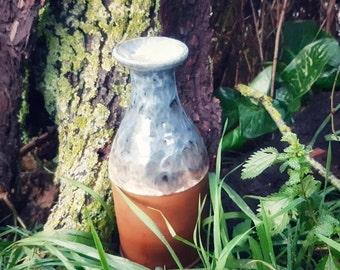 Bottle Ceramic Flower Box