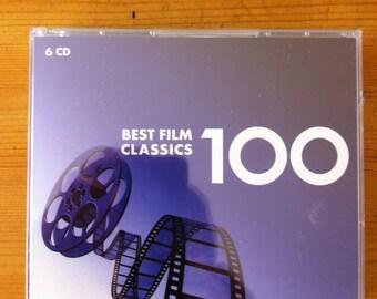 Film music CD's 100 pieces