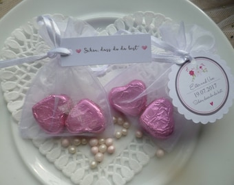 """Guest gift """"Candy heart"""""""