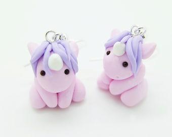 cute unicorn earrings