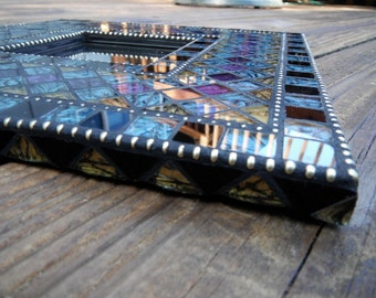 Custom Mosaic Mirror