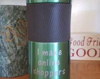 Mail Carrier Contigo Travel Mug, Mailman Gift, Mail Carrier Gift, UPS Driver Gift, FedEx Driver Gift, USPS Driver Gift, Mailwoman Gift, Mail