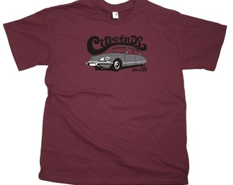 Men's Citroen DS T-Shirt