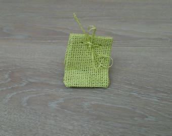 Bag of sugared almonds or gift bag