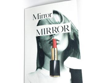 Mirror Mirror Collage Zine