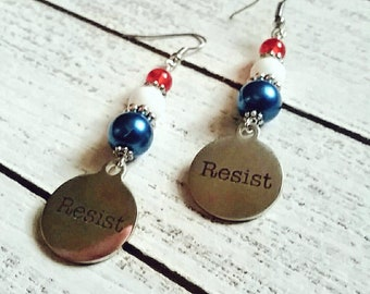 Resist, The Earrings.