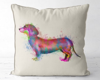 Dachshund gifts weiner dog nursery pillow sausage dog pillow doxie gift dog lover gift dog gift for dog owner kids decor dog pillow decor
